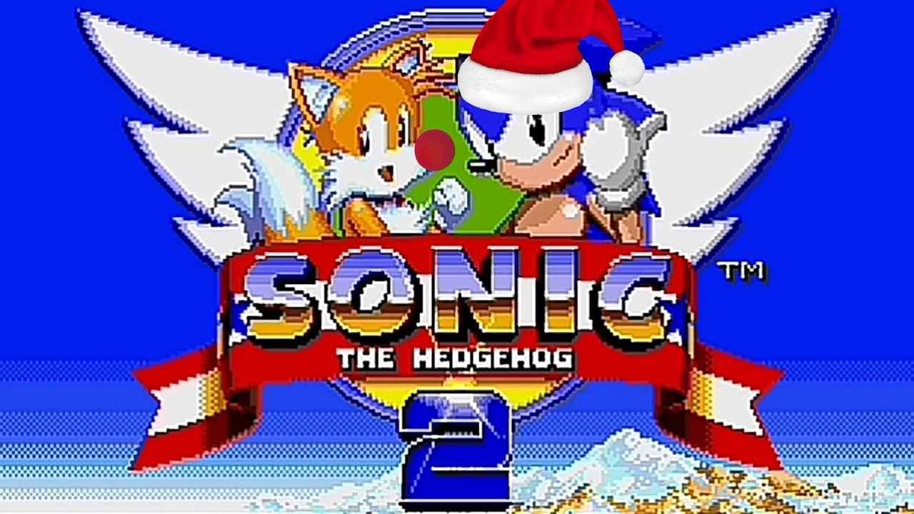 Sonic 2 – Christmas Edition