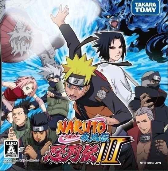 Jogo Naruto Shippuu Den: Shinobi Retsuden III Online Gratis