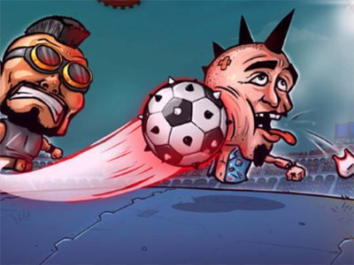 Jogo Puppet Football Fighters Online Gratis