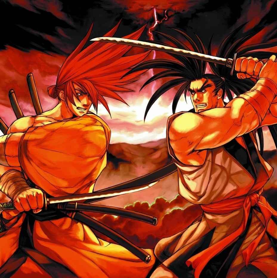 Jogo Samurai Shodown V Special Online Gratis