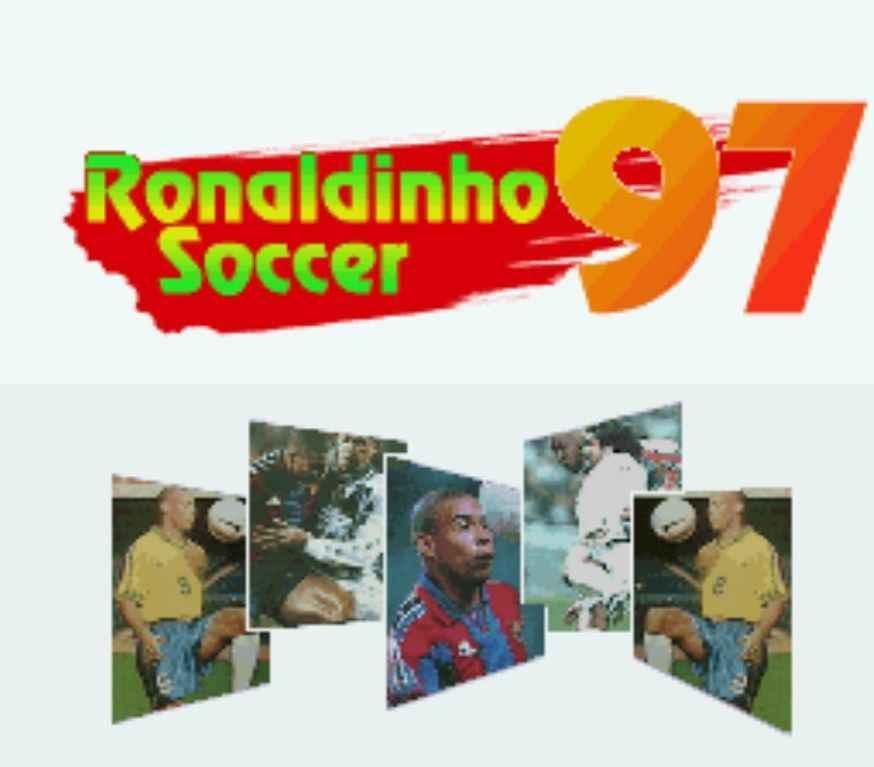 Superstar Soccer 2: Ronaldinho 97