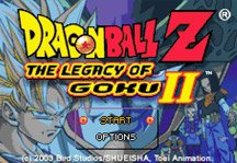 Jogo Dragon Ball Z Legacy of Goku 2 Online Gratis