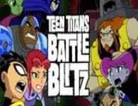 Jogo Adolescente Titans Batalha Blitz Online Gratis