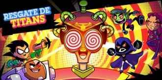Jogo Teen Titans Go! Resgate de Titans Online Gratis