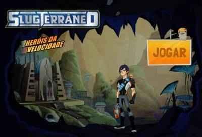 Jogo Slugterra: Heroes of Speed Online Gratis
