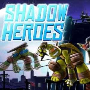 Jogo TMNT – Shadow Heroes Online Gratis