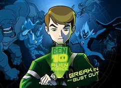 Ben 10 Alien Force: Break In And Bust Out
