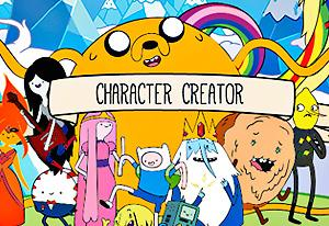 Jogo Adventure Time Game – Adventure Time Character Creator Online Gratis