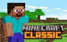Jogo MINECRAFT CLASSIC Online Gratis