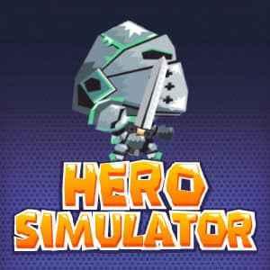 Jogo Hero Simulator 2 Online Gratis