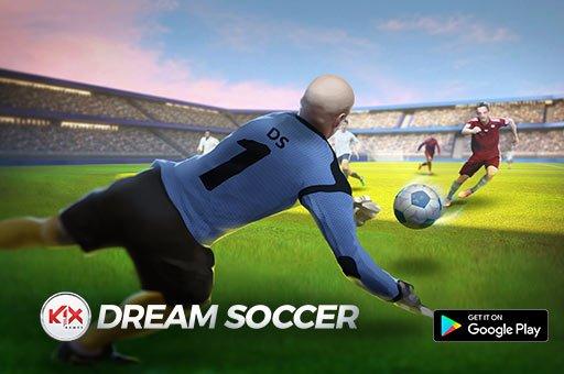 Jogo KiX Dream Soccer Online Gratis