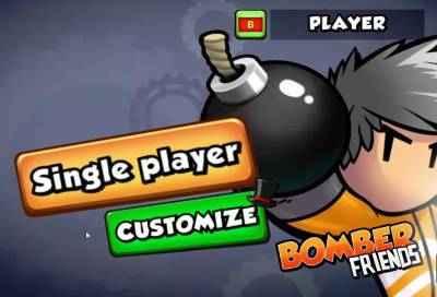 Bomberman HTML5