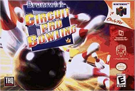 Jogo Brunswick Circuit Pro Bowling Online Gratis