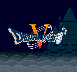 Dragon Quest V (English by DeJap)