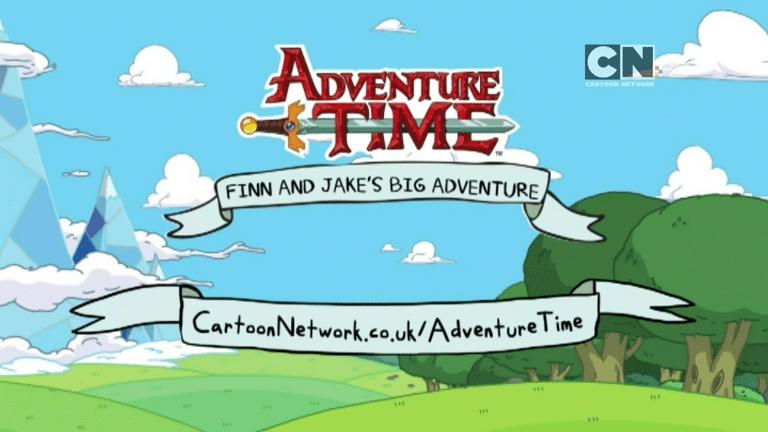 Finn & Jake's Big Adventure