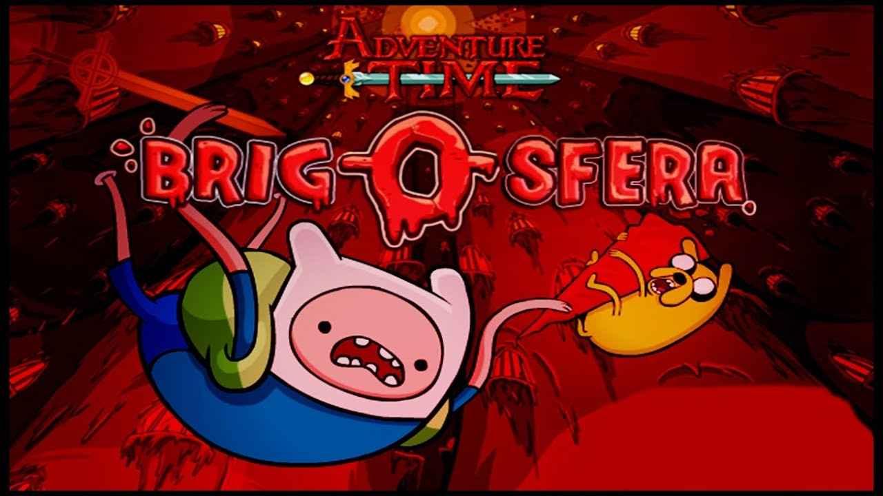 Jogo Hora de Aventura: Brigosfera Online Gratis