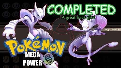 Jogo Pokemon Mega Power Online Gratis