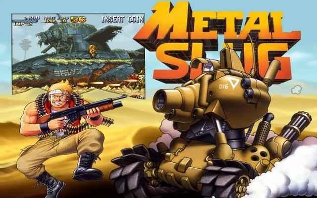 Metal Slug Rampage 4