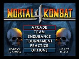 Mortal Kombat 4 N64