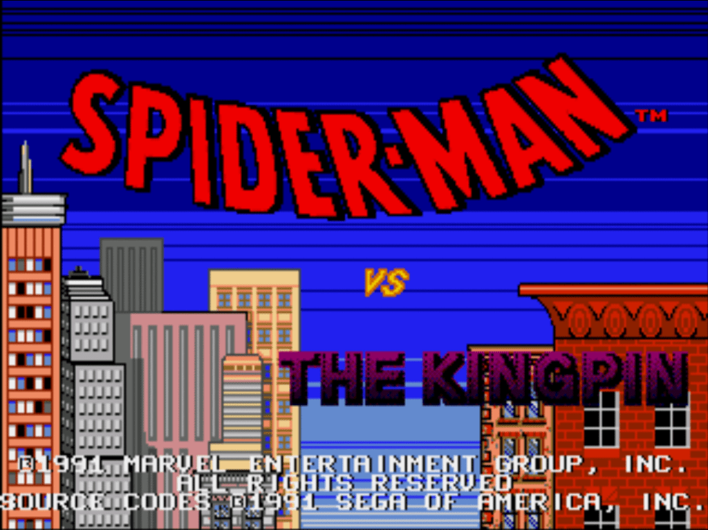 Jogo Spider-Man vs The Kingpin Online Gratis