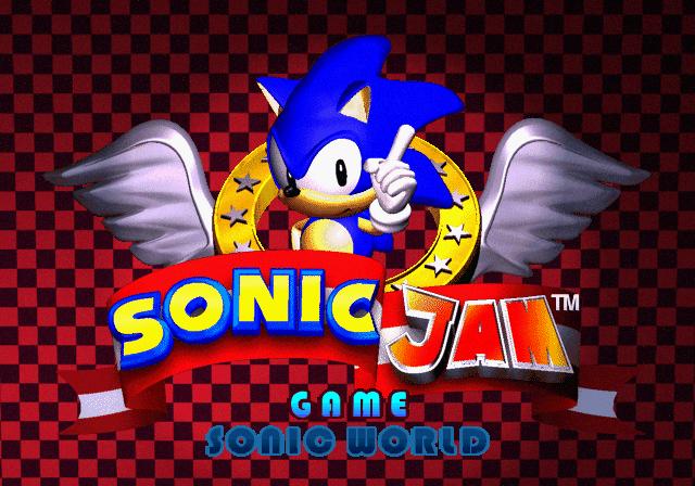 Sonic Jam Online SS Game Rom