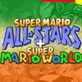 Jogo Super Mario All-Stars + Super Mario World Online Gratis