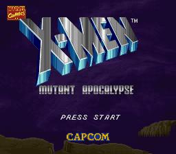 Jogo X-Men – Mutant Apocalypse Online Gratis