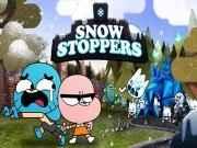 Jogo GUMBALL: SNOW STOPPERS Online Gratis