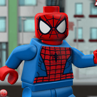 Lego Ultimate Spider-Man Game