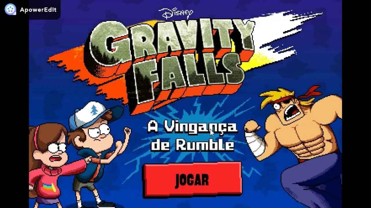 Gravity Falls: A Vingança de Rumble