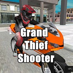 Jogo Grand Thief Shooter Online Gratis