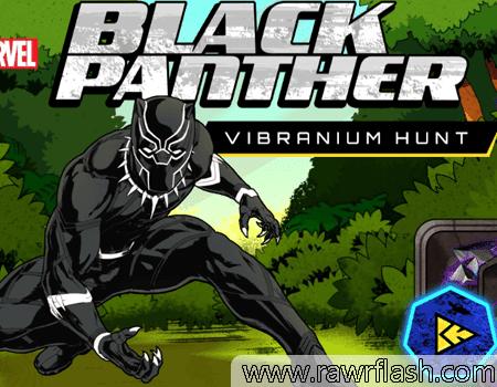 Pantera Negra: Caça ao Vibranium