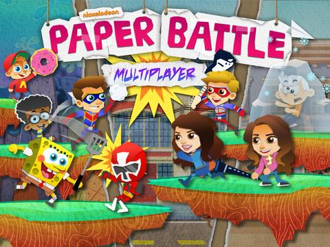 Paper Battle Multiplayer