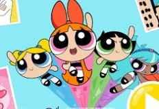 Jogo Powart Powerpuff Girls Online Gratis
