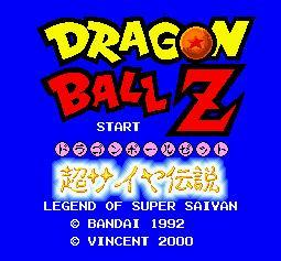 Dragon Ball Z – The Legendary Saiyan