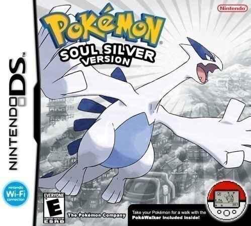 Jogo Pokemon Soulsilver Version DS Online Gratis