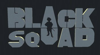 Kogama: Capture The Flag Black Squad