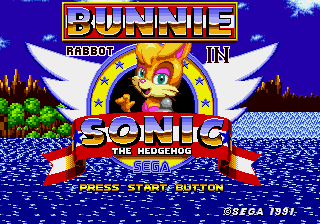 Bunnie Rabbot in Sonic the Hedgehog