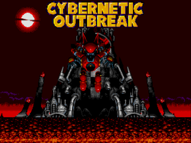 Sonic 4 – Cybernetic Outbreak