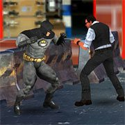 Jogo Bat Hero: Immortal Legend Crime Fighter Online Gratis