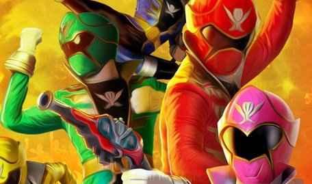 Power Rangers Mega Força