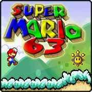 Jogo Super Mario 63 Online Gratis