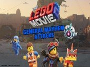 LEGO: GENERAL MAYHEM ATTACKS