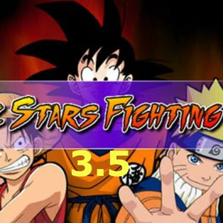 Jogo Comic Stars Fighting 3.5 Online Gratis