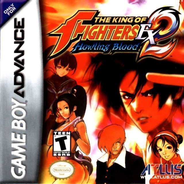 Jogo The King of Fighters EX2: Howling Blood Online Gratis