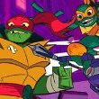 Jogo Rise of the TMNT: Bumper Bros Online Gratis