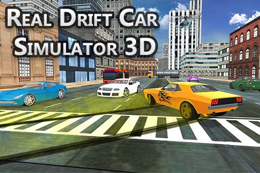 Jogo REAL DRIFT CAR SIMULATOR 3D Online Gratis