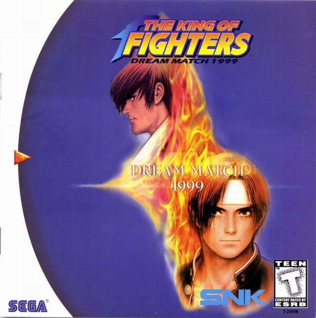Jogo KING OF FIGHTERS: DREAM MATCH Online Gratis