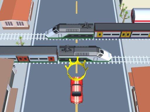 Jogo CAR VS TRAIN Online Gratis