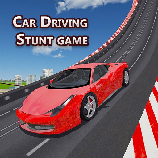 Jogo CAR DRIVING STUNT GAME Online Gratis